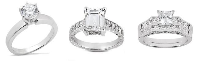 Choosing an Engagement Ring