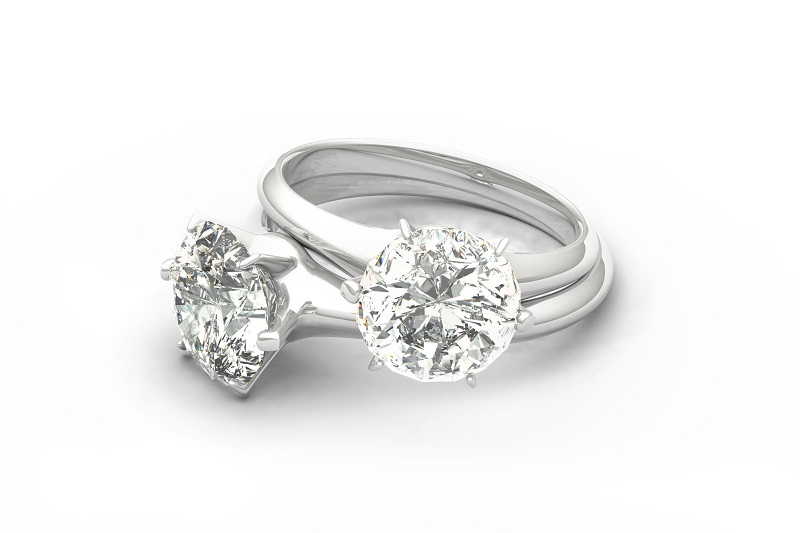 Are Diamond Rings a Representation of Love or Economics